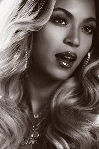 Beyoncé - Close up Poster - egoamo.co.za