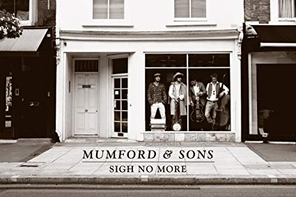 Mumford & Sons - Poster - egoamo.co.za