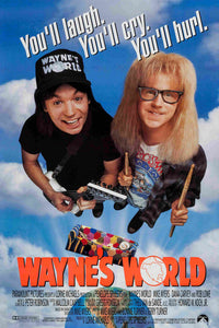 Wayne's World Poster - egoamo.co.za