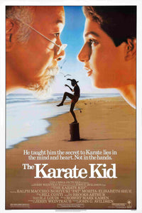 Karate Kid - Poster - egoamo.co.za