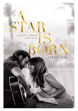 A Star is Born - Original Double Sided Cinema One Sheet Collectible Poster - egoamo.co.za