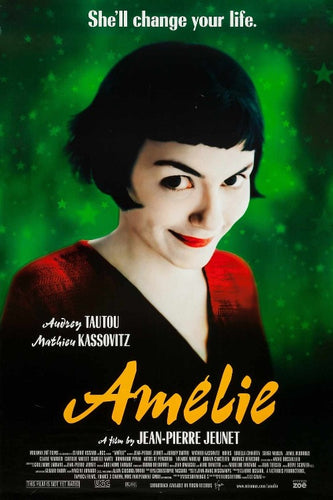 Amelie Movie Poster - egoamo posters