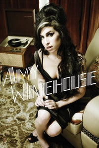 Amy Winehouse Poster - egoamo.co.za