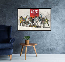 Apex Legends - Squad Photo Gaming Poster egoamo.co.za Posters