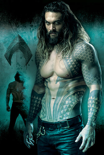 Aquaman - Poster - egoamo.co.za