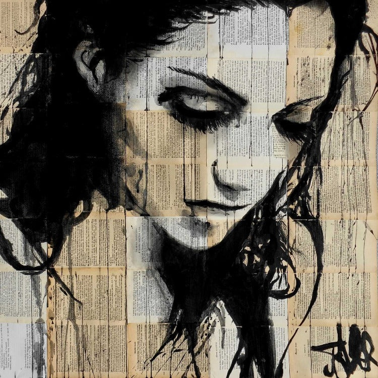 Loui Jover - Astral Art Print - egoamo.co.za