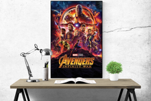 Avengers Infinity War - Official Movie Poster - egoamo.co.za