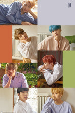 BTS Collage - K-pop Poster - egoamo.co.za