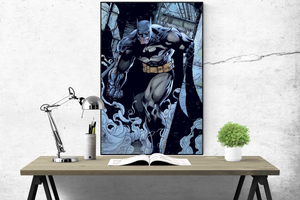 Batman Prowl Poster - egoamo.co.za