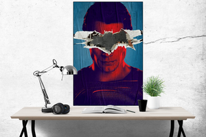 Batman vs Superman - Superman Collectable Teaser Poster - egoamo.co.za
