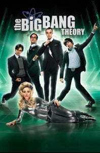 Big Bang Theory Barbarella Poster - egoamo.co.za