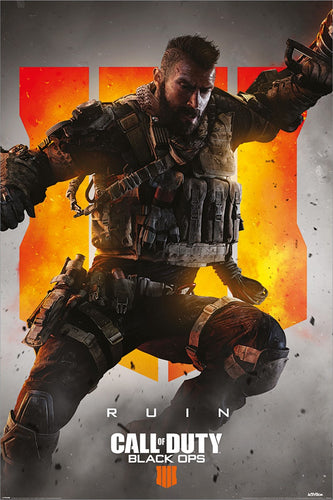 Call of Duty Black Ops 4 - Ruin Poster egoamo.co.za Posters