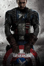 Captain America - The First Avenger - Poster - egoamo.co.za