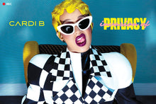 Cardi B - Invasion of Privacy - Poster - egoamo.co.za