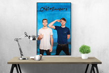The Chainsmokers - Poster - egoamo.co.za