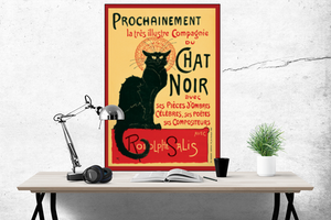 Chat Noir Poster