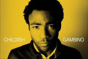 Childish Gambino - Poster - egoamo.co.za