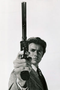 CLint Eastwood Dirty Harry Movie Poster - egoamo posters