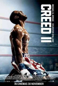 Creed 2 - Original Double Sided One Sheet Cinema Collectible Poster - egoamo.co.za