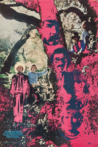 Creedance Clearwater Revival Poster