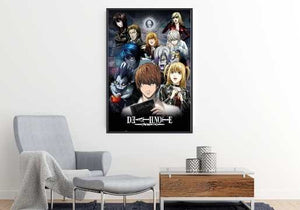 Death Note Series - Season 1 Poster Egoamo.co.za