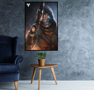 Destiny - Cayde 6 Gaming Poster - egoamo.co.za