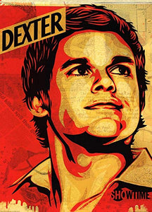 Dexter - Power saw to the People - Giant Poster - egoamo.co.za