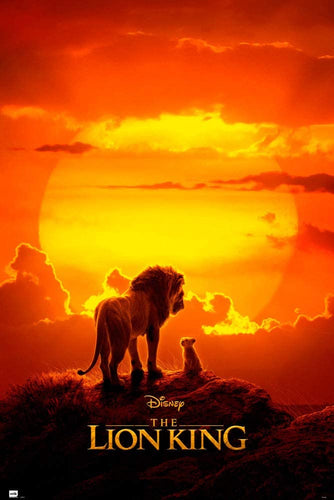 Disney - The Lion King Sunset Movie Poster egoamo.co.za Posters