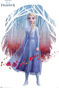 Disney Frozen 2 - Autumn Leaves Poster Egoamo.co.za Posters