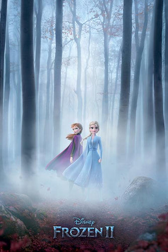 Disney's Frozen 2 Poster - egoamo.co.za