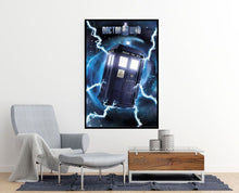 Doctor Who - Tardis Poster - egoamo.co.za
