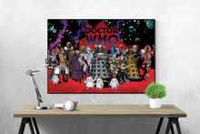 Doctor Who Compilation - Poster - egoamo.co.za