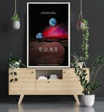 Dune Movie Poster Mock Up - movie poster - egoamo posters