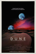Dune movie poster - egoamo posters