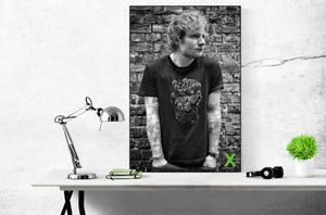 Ed Sheeran - Poster - egoamo.co.za