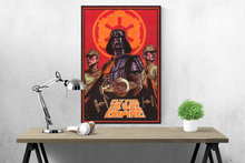 Star Wars - Fly for the glory of the Empire - Poster