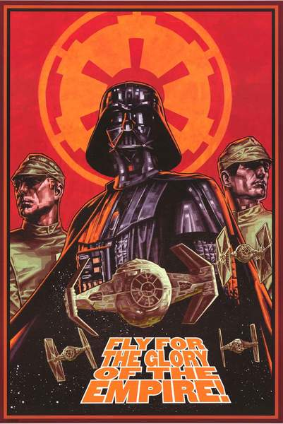 Star Wars - Empire - Poster