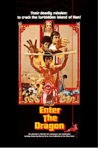 Enter the Dragon Poster - egoamo.co.za