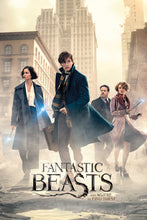 Fantastic Beasts And Where To Find Them Characters Poster - egoamo.co.za