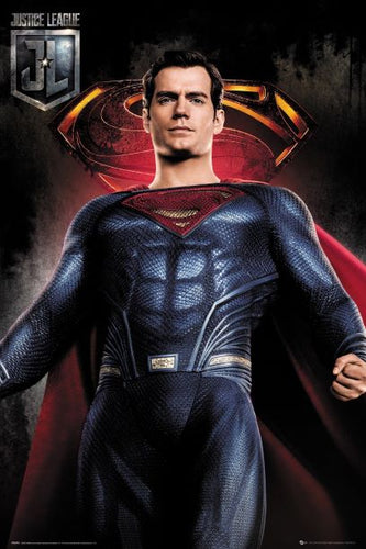 Justice League - Superman - Poster - egoamo.co.za