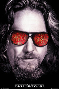 The Big Lebowski - The Dude Poster - egoamo.co.za