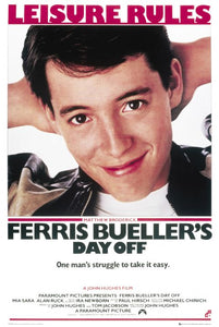 Ferris Bueller's Day Off Poster - egoamo.co.za