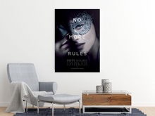 Fifty Shades Darker - Original Double Sided Cinema One Sheet Collectible Poster - egoamo.co.za