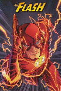 The Flash - Comic Poster - egoamo.co.za