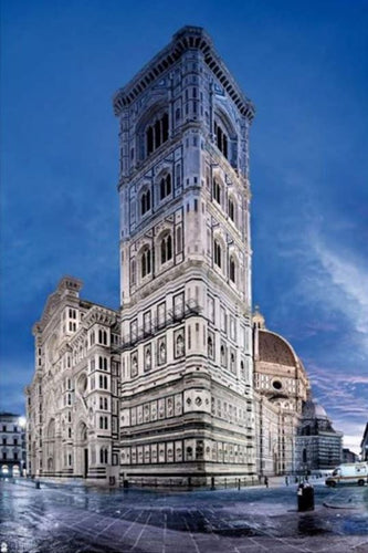 Florence Cathedral - Poster - egoamo.co.za
