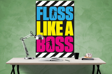 Floss like a Boss - Fortnite Gaming Poster - egoamo.co.za