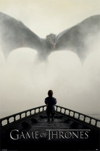 Game of Thrones - A Lion and a Dragon - Poster - egoamo.co.za