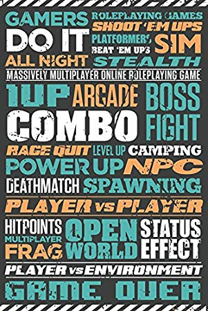Gamers do it - Poster - egoamo.co.za