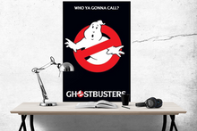 Ghostbusters - Poster - egoamo.co.za