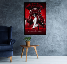 Ghost in the Shell Poster - egoamo.co.za